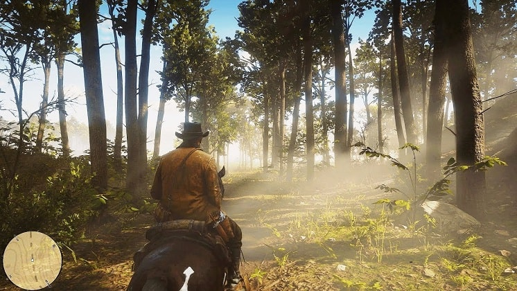red dead redemption 2 best settings