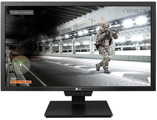 top gaming monitors