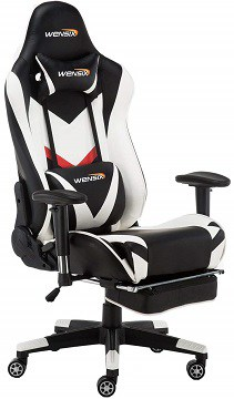 Peachy Wensix Gaming Chair Review 2019 Why This Is A Good Gaming Andrewgaddart Wooden Chair Designs For Living Room Andrewgaddartcom