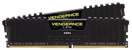 RAM: Corsair Vengeance LPX 16 GB