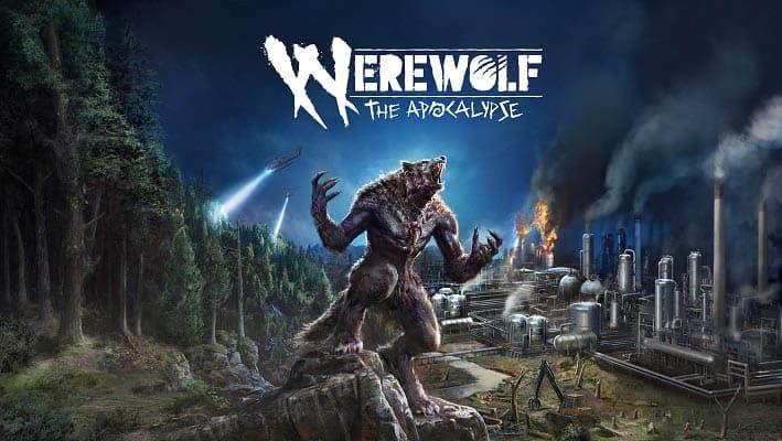 Werewolf The Apocalypse News