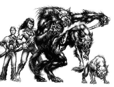 Werewolf The Apocalypse Trailer