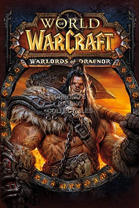World Of Warcraft Games In Order
