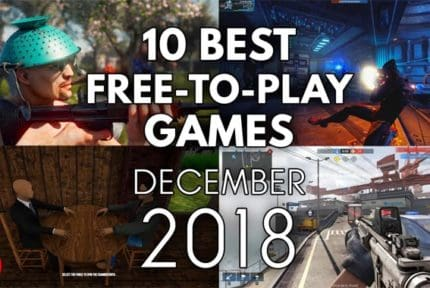 Best Free To Play Pc Games