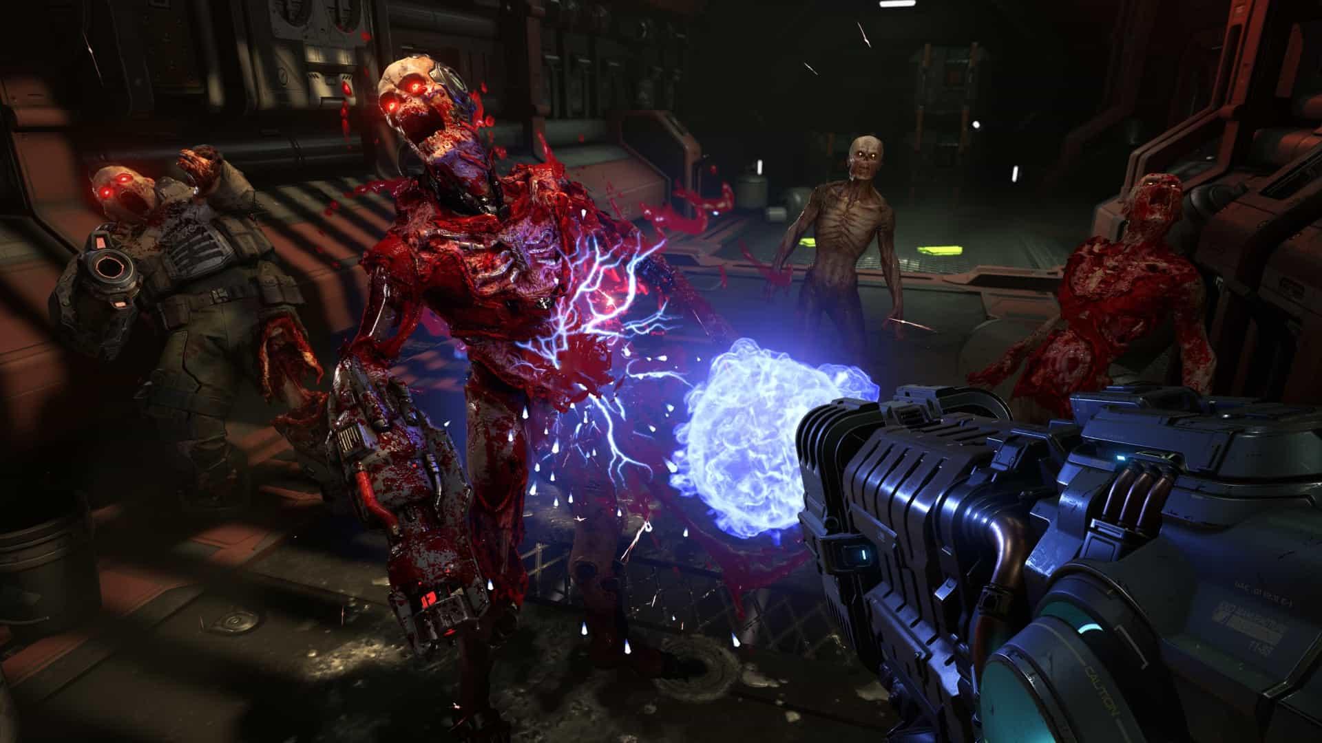 Doom Eternal Release Date