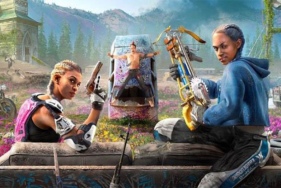 Far Cry New Dawn Trailers