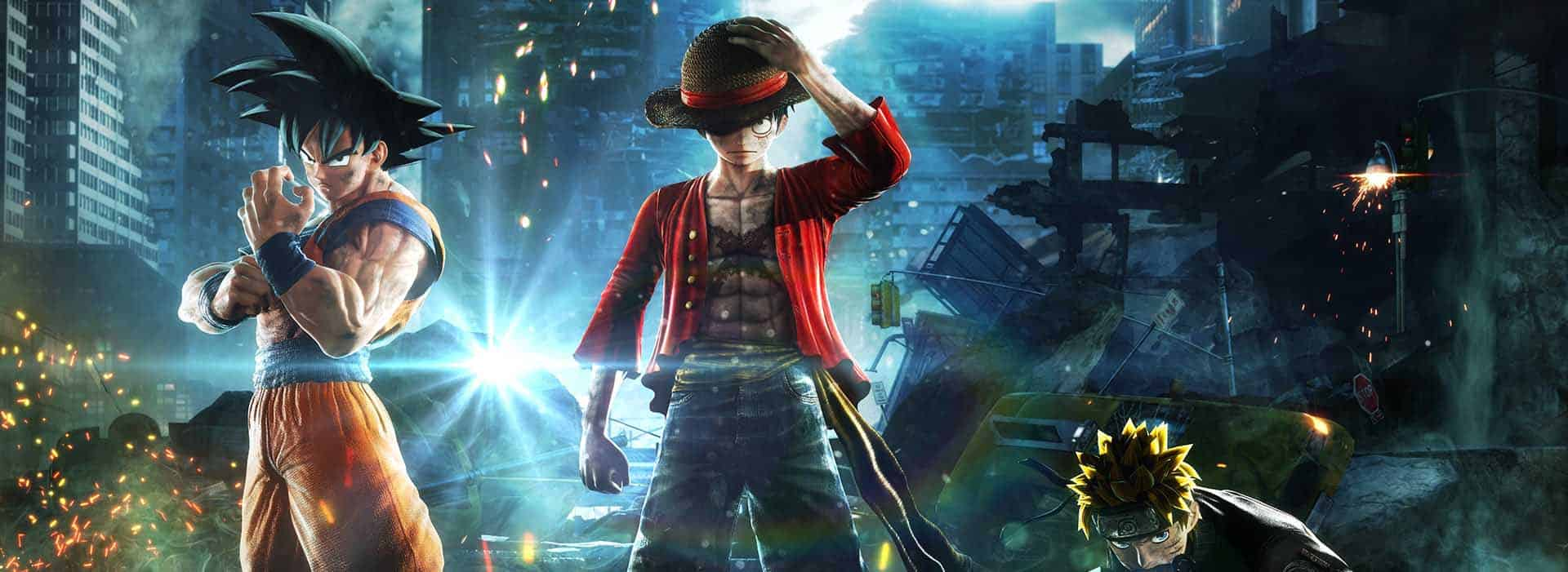 Jump Force Release Date, News, Trailer, and Rumors