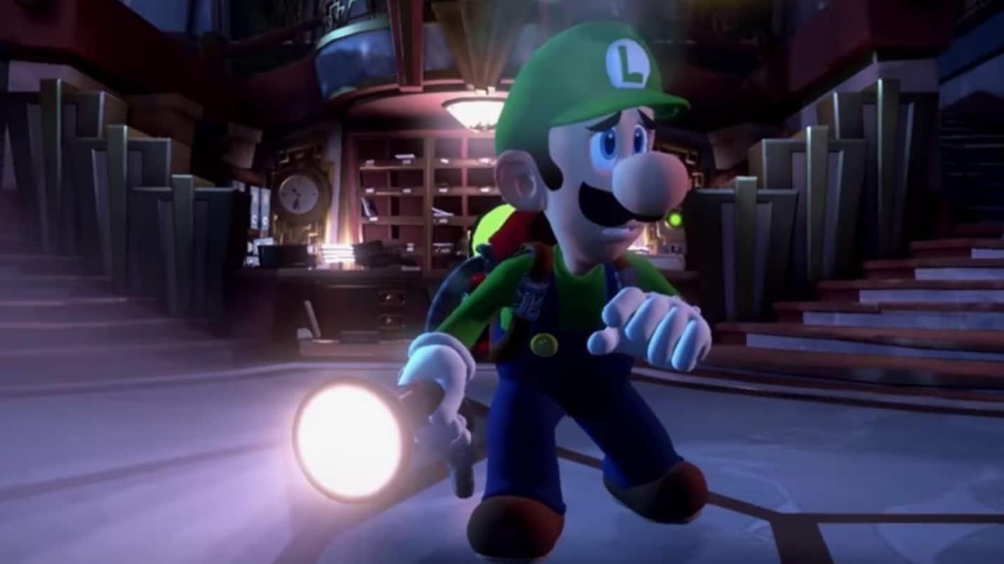 Luigis Mansion 3 News