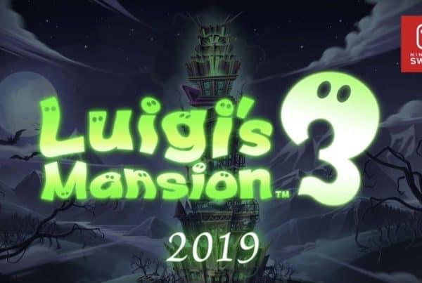 Luigis Mansion 3 Release Date