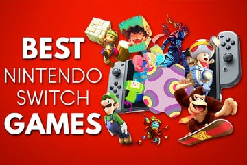 The Best Nintendo Switch Games 2019