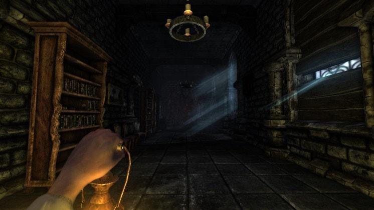 Best Horror Games Ps4