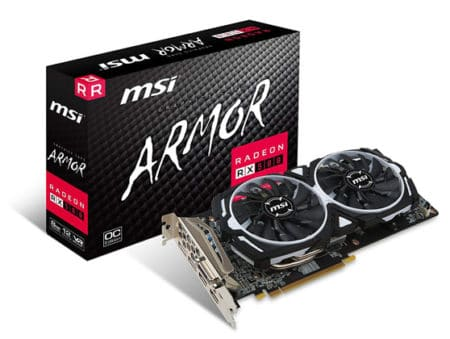 Best Rx 580 Card