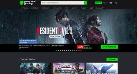 Green Man Gaming Legit