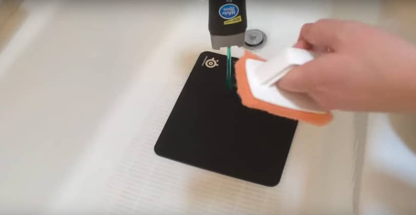 How To Wash A Mousepad
