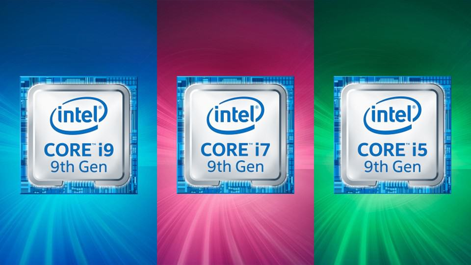 Intel 9th Generation Letter Meanings