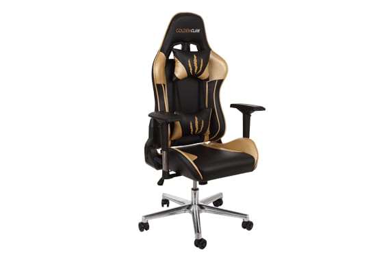 Goldenclaw Ultra Gaming Chair