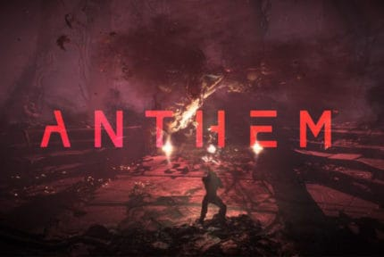 Anthem Level Up