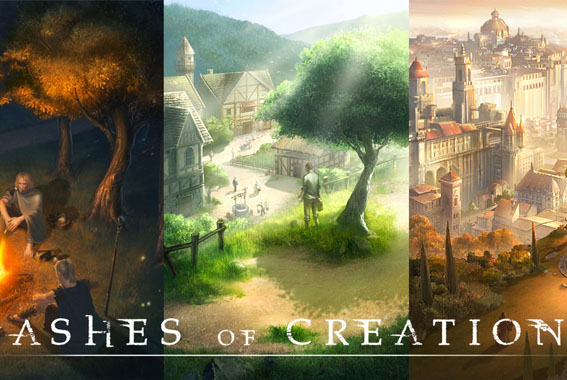 Ashes Of Creation Apocalypse Release Date