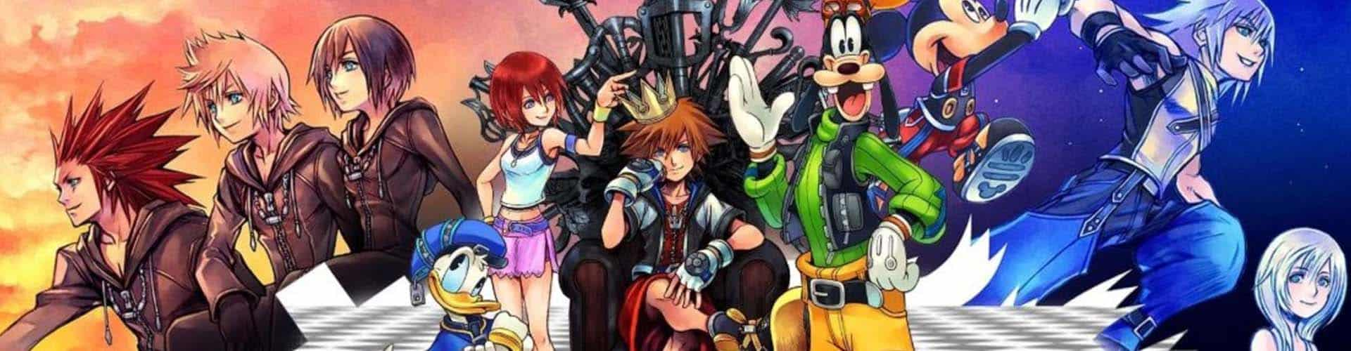 Kingdom Hearts 3 Keyblades (Ranked From Best to Worst)
