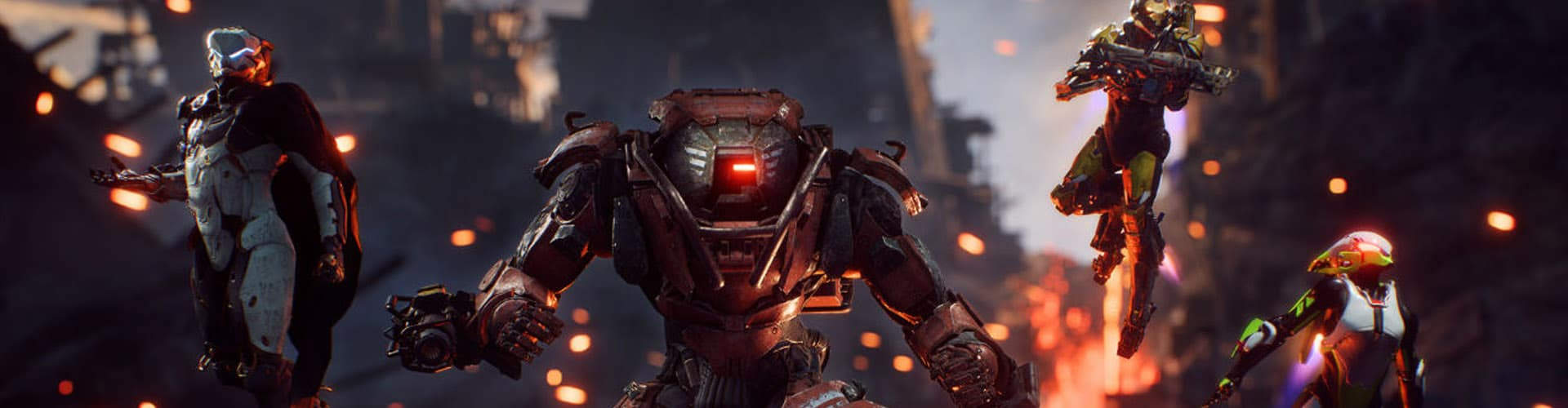 Anthem: Colossus Javelin Guide