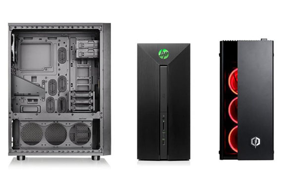 Custom Pre Built Pc