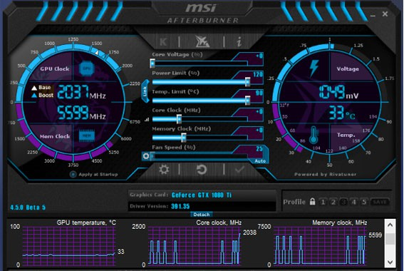 msi afterburner free download for windows 10