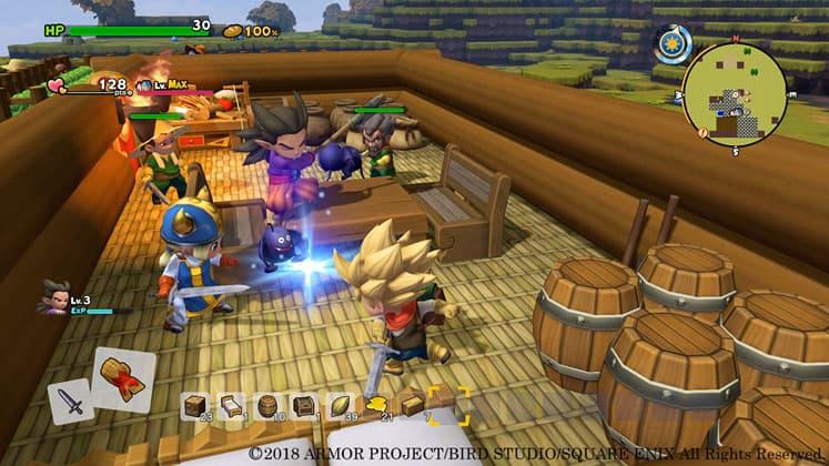 Dragon Quest Builders Dlc