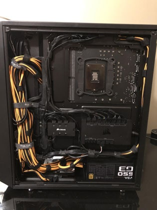 Gaming Pc Cable Management