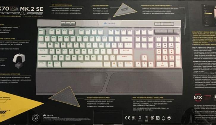K70 Keyboard