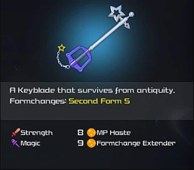 Kh Keyblades