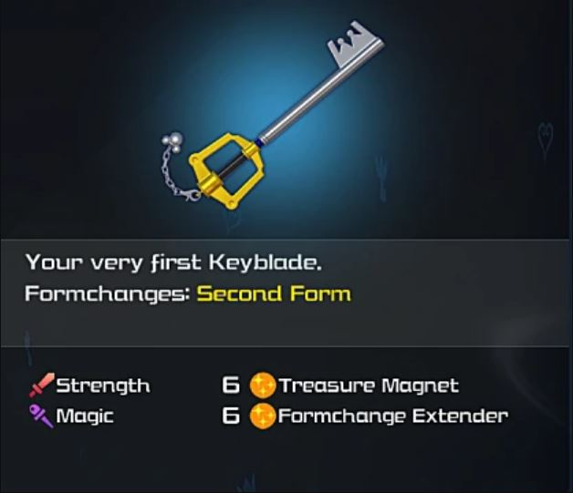 Kingdom Hearts Best Keyblade