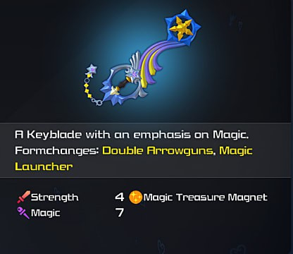 Kingdom Hearts Ultima Keyblade