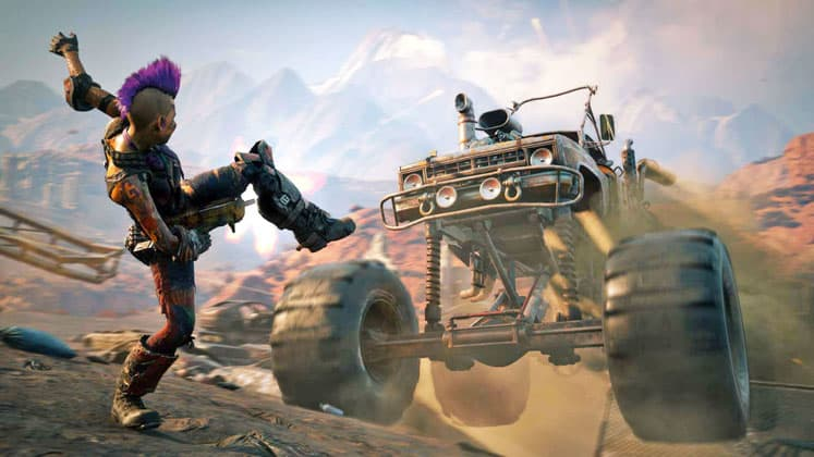 Rage 2 Release Date Ps4