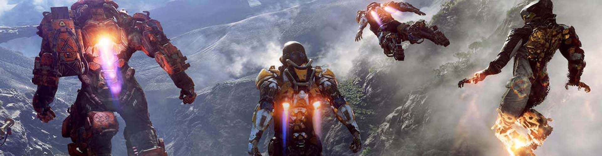 Anthem Review: Hands-On