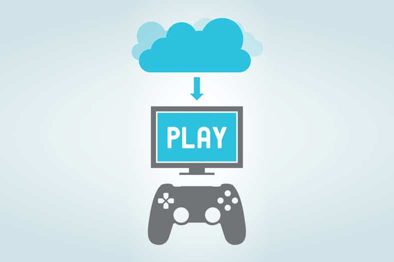 Cloud Computing Gaming