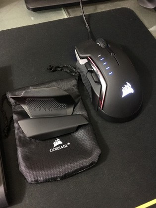 Corsair Glaive Review