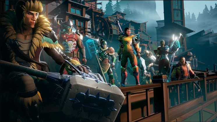 Dauntless Xbox One