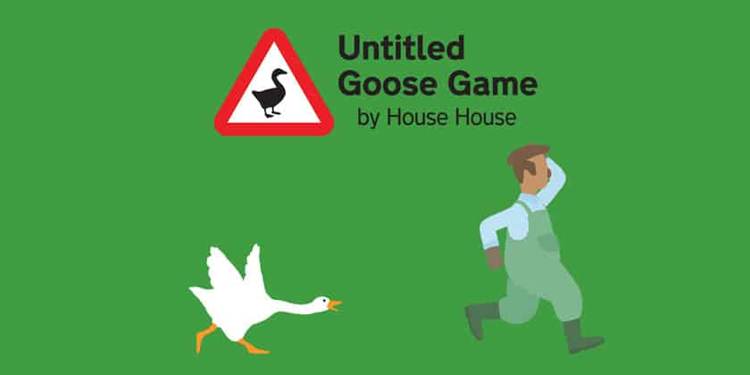 House House Goose Game