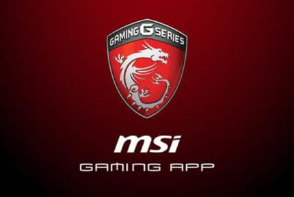 Msi Gaming App Oc Mode