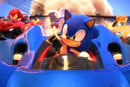 New Sonic Racing Game