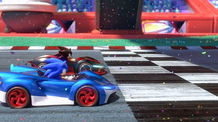 Sonic Racing 2019