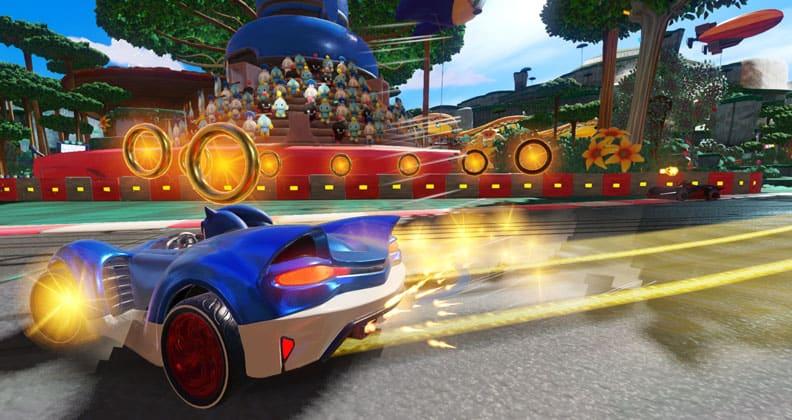 Team Sonic Racing Release Date