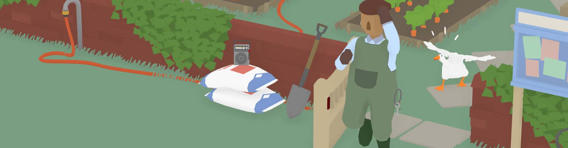 Untitled Goose Game Release Date, News, Trailer and Rumors