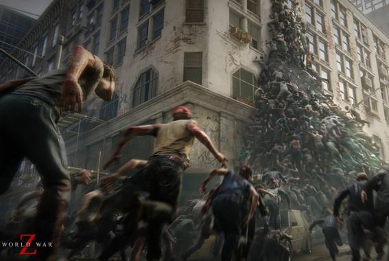 World War Z Zombie Game