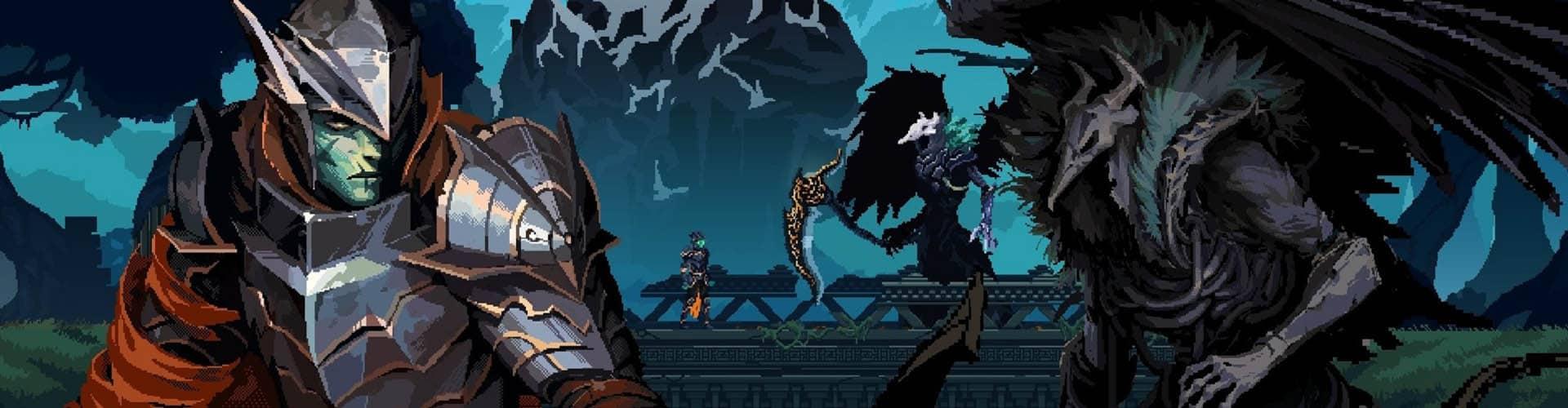 Best Games Like Dark Souls