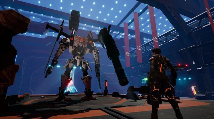 Daemon X Machina Release Date