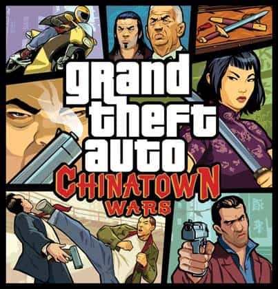 Grand Theft Auto In Order