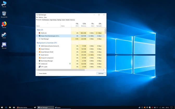 Steam Missing File Privileges Windows 10