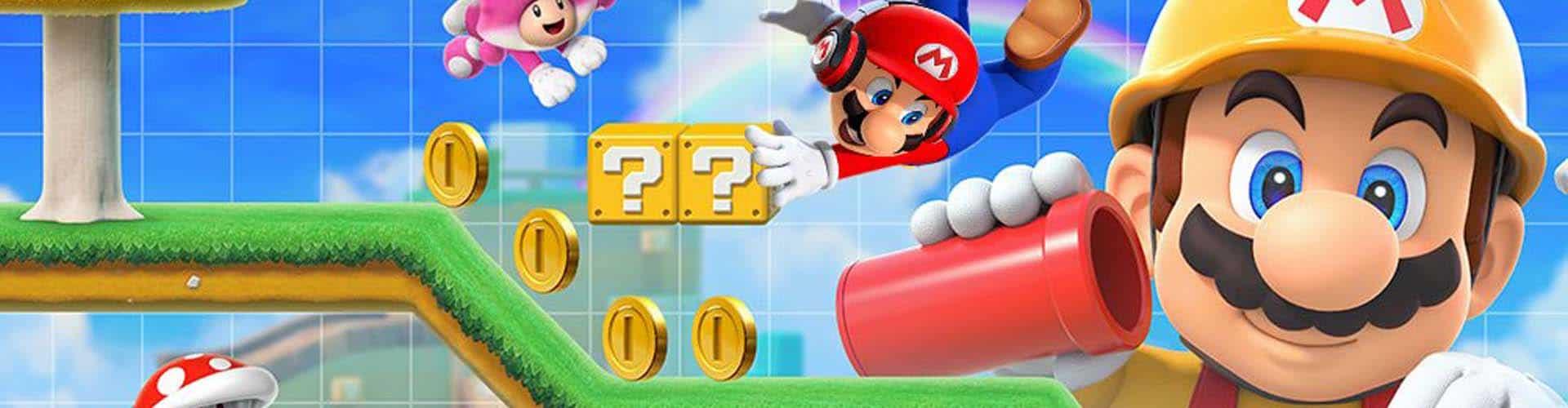 Super Mario Maker 2 Release Date, News, Trailer And Rumors