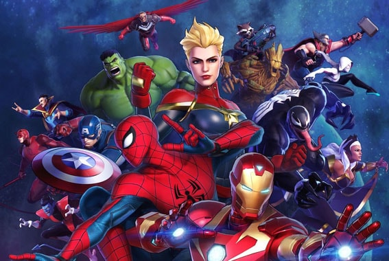 Ultimate Alliance 3 Release Date